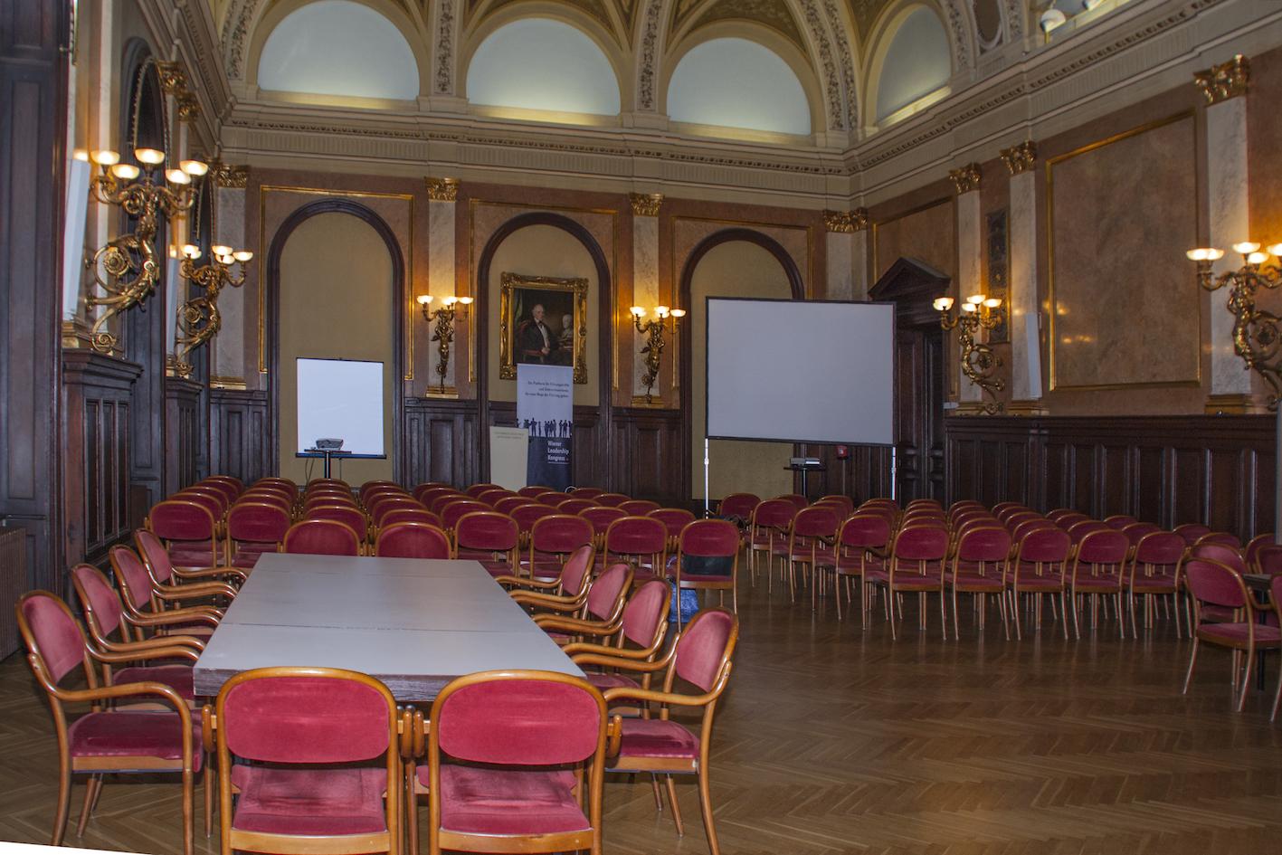 Wiener Leadership Kongress 2016 im Palais Eschenbach